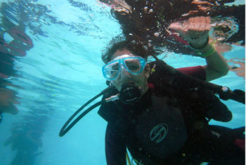At present, the Andaman and Nicobar Islands and the Lakshadweep Islands provide opportunities for scuba diving.